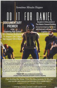 Do it for Daniel1